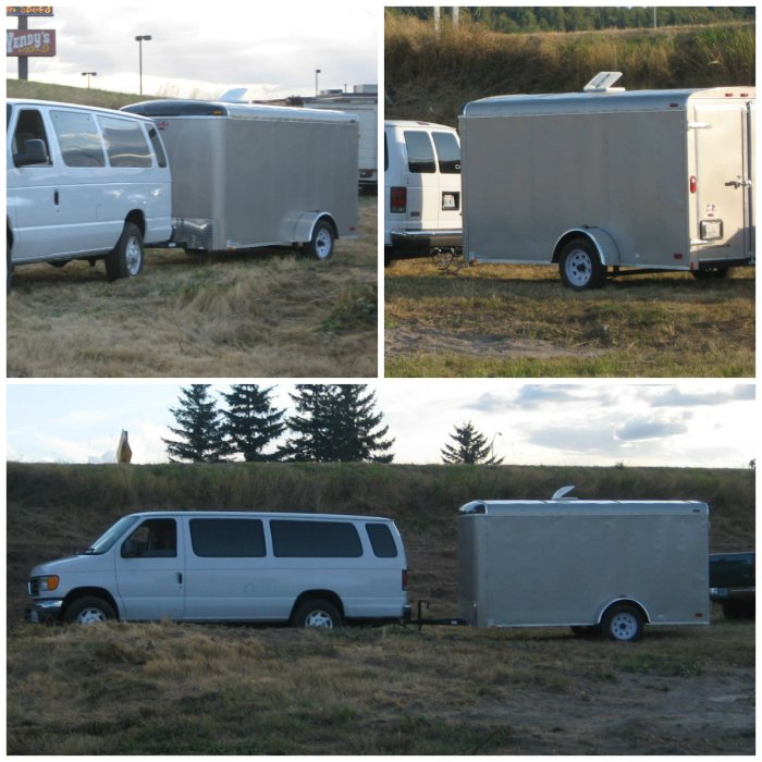 trailer collage