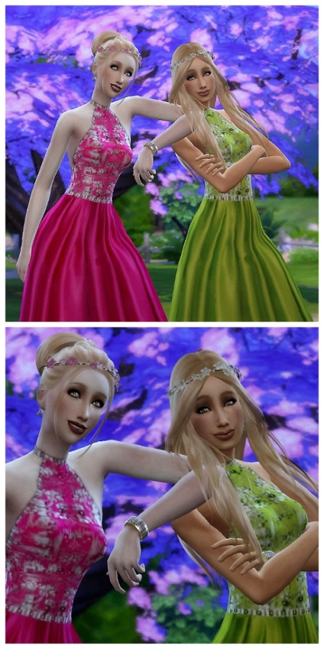 princessesblairandirene