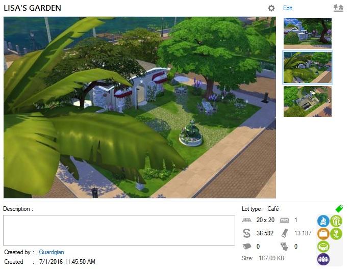 Lisa's Garden