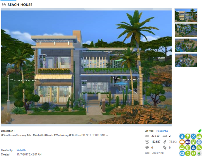 mellys beach house