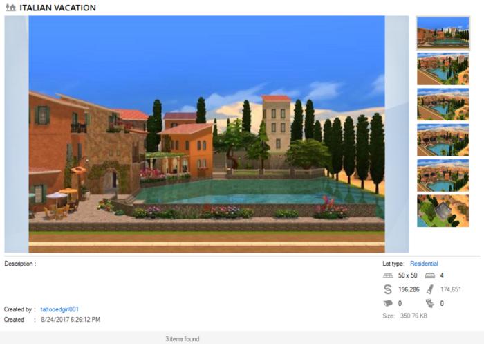 ital villa
