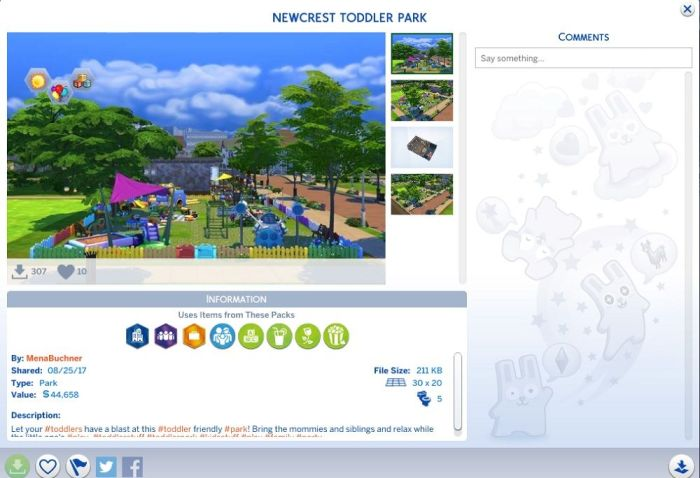 mena family park