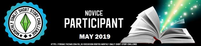 Novice Participant may