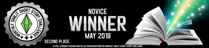 2nd Place Novice