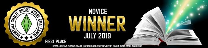 1st Place Novice