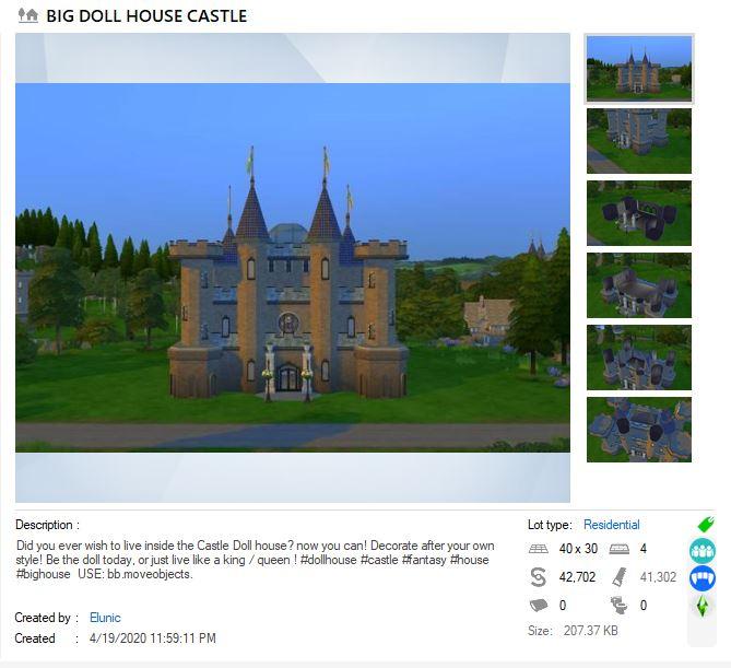 miss e castle